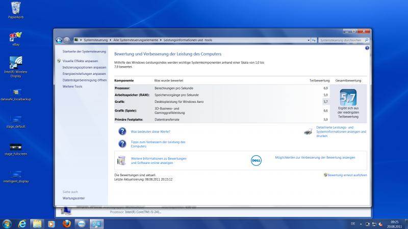 Dell XPS 15z Bilderserie