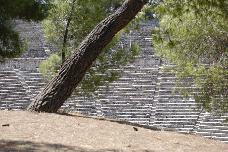 Theater von Epidauros, Griechenland #8