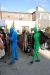 Morphsuits auf dem Brooklyn Flea