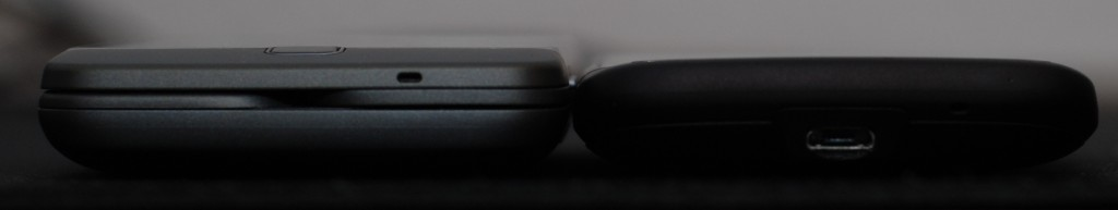 HTC Desire vs Desire Z