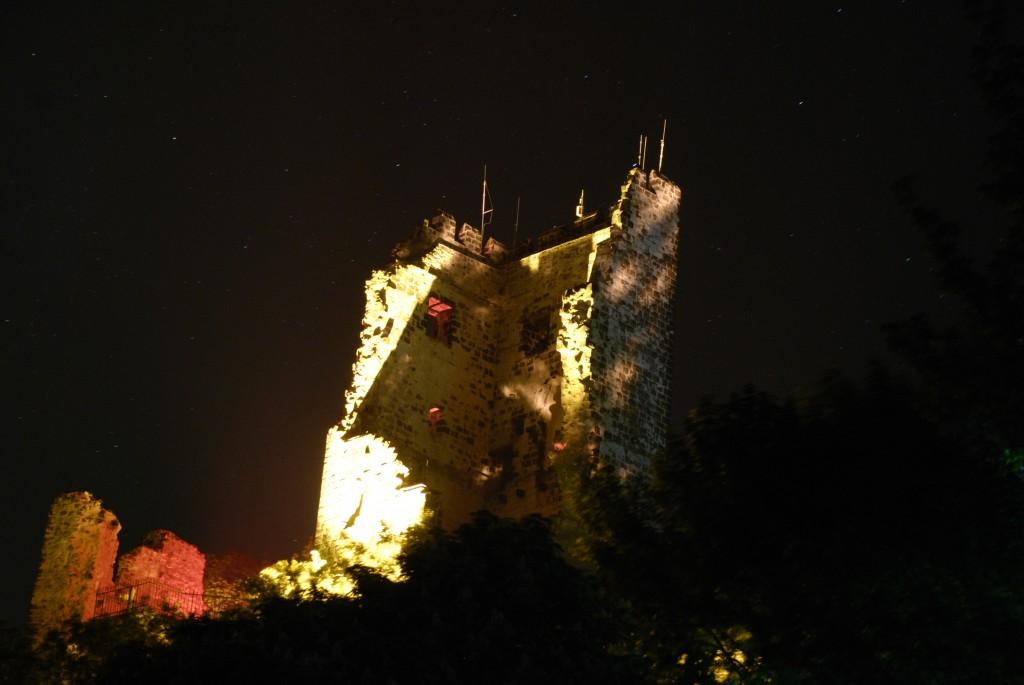 Drachenfels Ruine