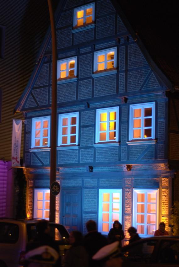 Nacht der Lichter - Hamburg Harburg #1