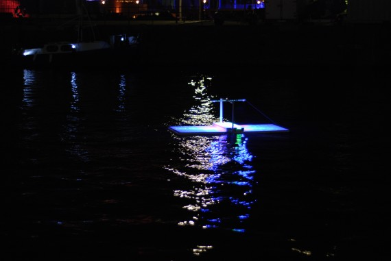 Nacht der Lichter - Hamburg Harburg #4