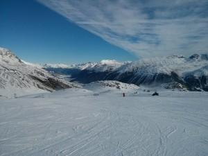 Panorama St. Moritz 2013